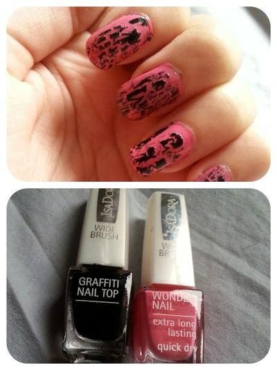 Justgirlythings Painting Nails Graffiti