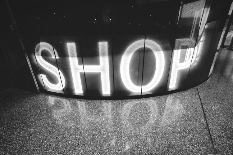Obviously Open Edit EyeEm Best Edits Sign Western Script Shop Monochrome Blackandwhite Black & White Font Text Letters Reflection Design Shop Signs Illuminated Typography Stuttgart Benz Mercedes-Benz Latin Characters English Words English Words Communication Shopping ♡