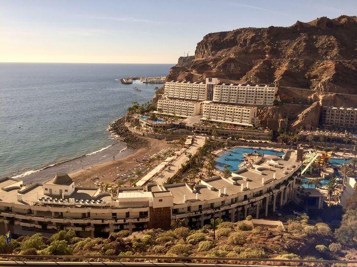 SPAIN Sea Water