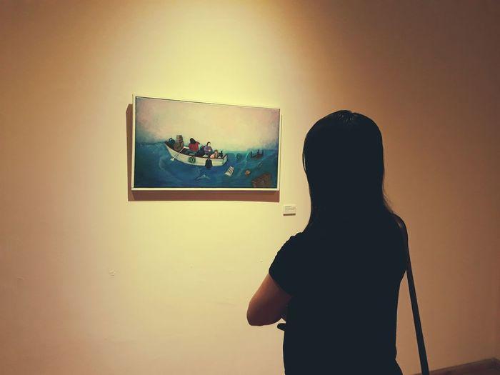 Arts Arte Colores Pintura Museum Of Art Argentina Griselda Nassif Art Contemporary Contemporary Art Catamarca