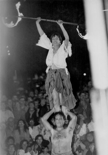 Don Qichote (Street Theatre) Equilibrado Adult Adults Only Arms Raised Arts Culture And Entertainment Blackandwhite Photography Cheerful Excitement Front View Fun Heatrelief Human Body Part Night One Person Outdoors People Real People Smiling Street Theatre Theatre Young Adult Young Women