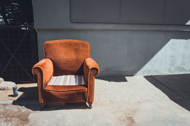 Sunlight No People Chair Day Shadow Outdoors Close-up The Street Photographer - 2017 EyeEm Awards Neighborhood Map Light And Shadow BYOPaper! Modern Hospitality