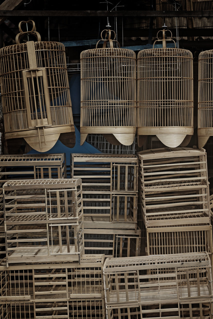 for sale, no people, arrangement, large group of objects, basket, outdoors, day, close-up