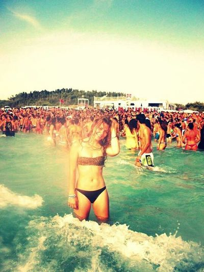 Sea Summer2013 Smile❤ Samsarabeach Enjoying Life