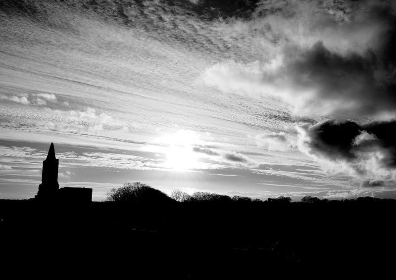 Black & White Cloud Sky And Clouds The Week On Eyem Architecture Beauty In Nature Black And White Black And White Photography Blackandwhite Blackandwhite Photography Cloud - Sky Day Detail Nature No People Outdoors Scenics Silhouette Sky Sunset Tranquility Tree