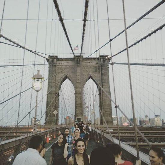 Brooklynbridge Newyorkcity Travel