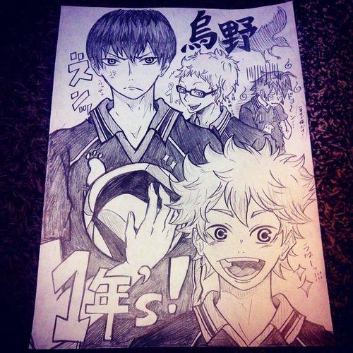 Anime Comic Hq Illust 銀魂 ハイキュー!! 絵