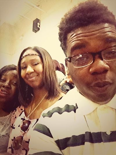 Chilling Wit My Two Homegirls