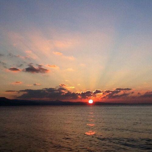 Sunset Sunsetlesvos