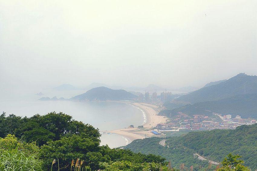 Living City Life Lightroom VSCO Shengsi Seaside Seascape Sea And Sky My City Alleyezonmayphotography Hello World