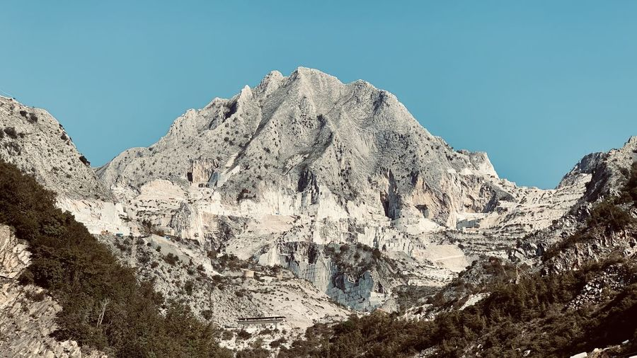 All the great of the world want to have  marble of carrara