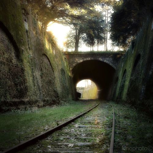 Paris Railway Sfx_urbex The Path Less Traveled By Pointer Footwear