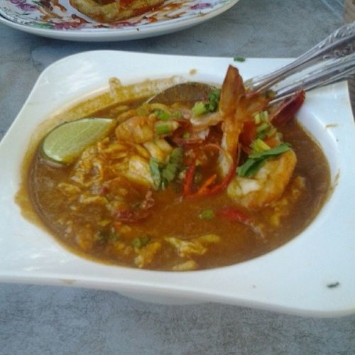 Mee udang Mabeles