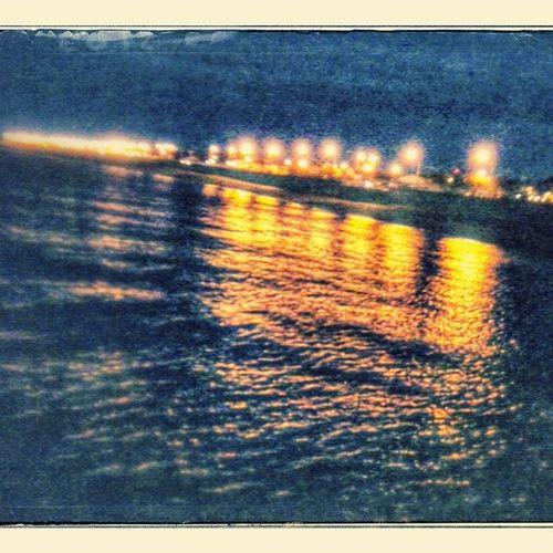 Rio Gallegos Beach Night Forbidden Place