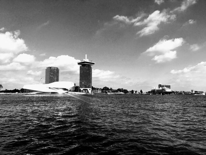 Amsterdam. Eye!