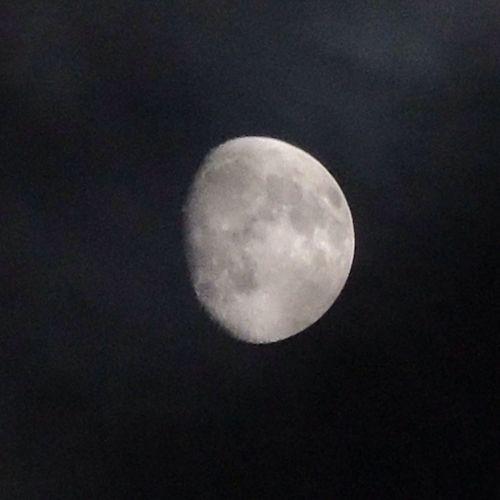 月齢11.72 Nikon P7700 Moon
