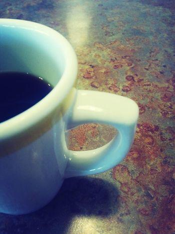 Coffee Off Shot