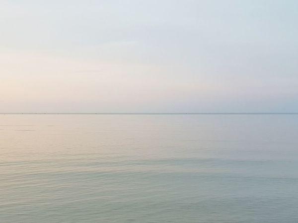 | Quiet | Bibione Pineda Quiet Moments Quiet Places Sea And Sky EyeEmItaly Water Sea Beach Waterfront Idyllic Sky Horizon Over Water Landscape Coastal Feature Seascape Romantic Sky
