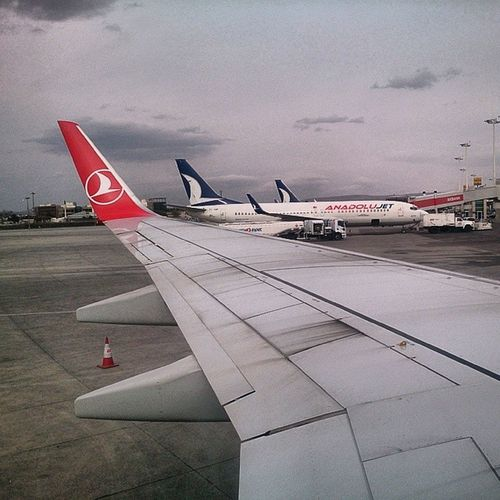 Esenbo ğaAirport Esenbo ğaHavalimali Ankara Turkey