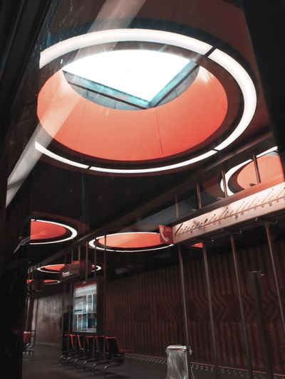 Architecture Day No People Station Subway Station Brussels