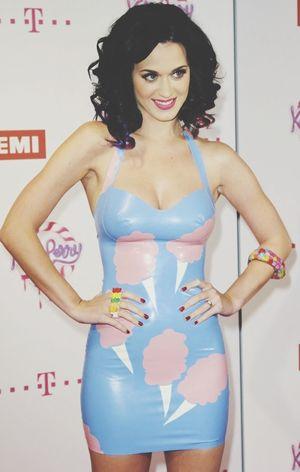 Katy Perry Inspiration Idol Hot