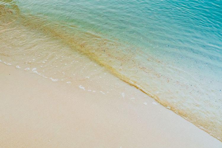 Sandy Beach in