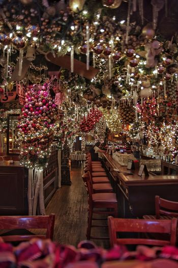 If ever there was a great place to drown your sorrows...... Pentax K3 Blurred Foreground Bar Stools In A Row One Person Only Photography Indoors  Lights And Baubles Bar Illuminated Fairy Lights Electric Light