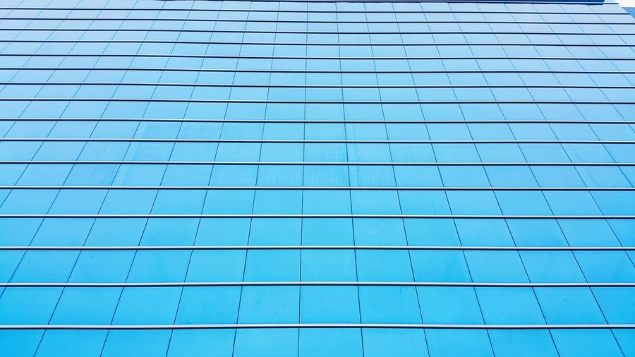 SKY Blue Pattern Full Frame Backgrounds Architecture Day Built Structure Modern No People VSCO Cam VSCO Instagrammer March 2017 Looking Around Cebu Philippines Photography Vscophotographer Color Art Is Everywhere