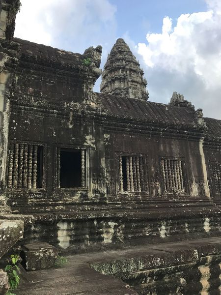 Spirituality Old Ruin Religion Architecture Ancient Built Structure History Ancient Civilization Place Of Worship Building Exterior The Past Sky Archaeology Day Tourism Travel Destinations Low Angle View Statue No People Outdoors
