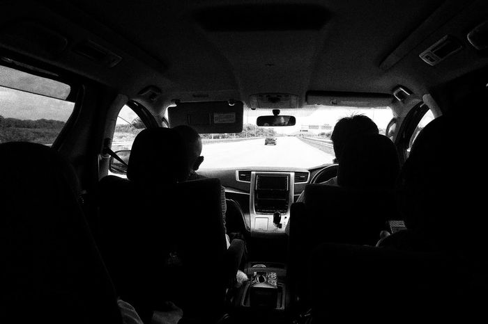 Going home Transportation Vehicle Interior Car Real People Mode Of Transport Men Vehicle Seat Land Vehicle Indoors  Day