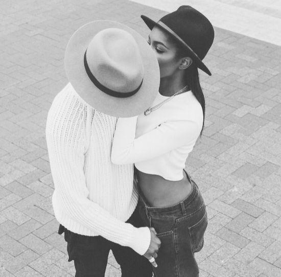 Ryandestiny Cute Couple Street Fashion Power Couple