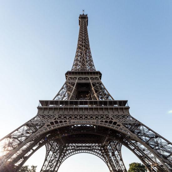 Eiffel Tower Paris Ef