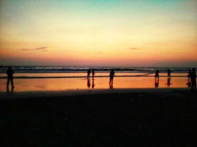 evening Sunset Beach Nature Sea Silhouette Beauty In Nature Scenics Water Beach Volleyball Net - Sports Equipment Sky Leisure Activity Vacations Volleyball - Sport Horizon Over Water Outdoors Sand Lifestyles Standing Real People