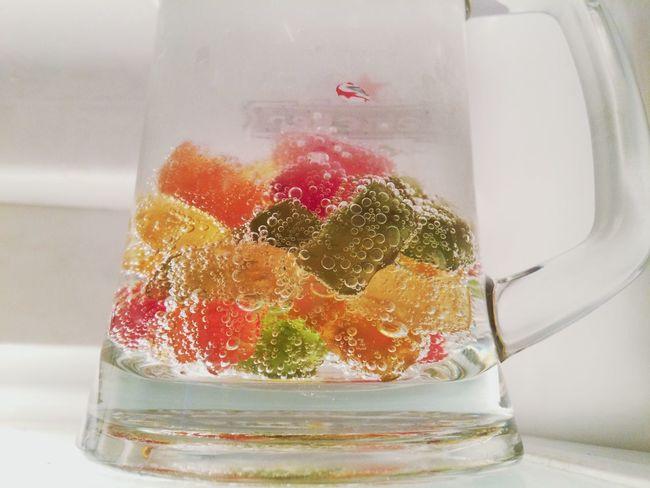 Haribo soda - The Five Senses Jello Drinks