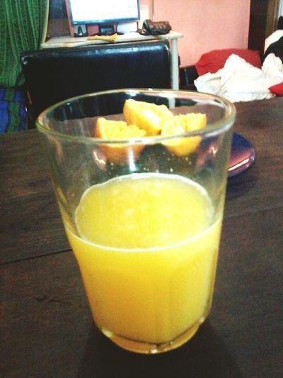 Hi! Orange Orange Juice  Fresh