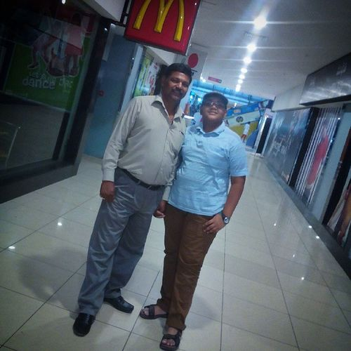 THE GREATEST GIFT I RECIVED IS FROM GOD ; I CALL HIM DAD..... luv you dad Dad Father Luvyoupapa Dada Mygift Love Bestfriend Greathumanbeing Loveyouforever Imax Enjoyment Prasads Shoppingmall Mcd McDonald Mcdonalds Food Pic Njoyment Recreation  WHPmydailyroute Fotogeek15
