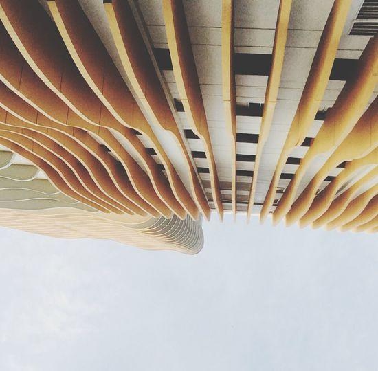 Architecture Building Cebu Curves