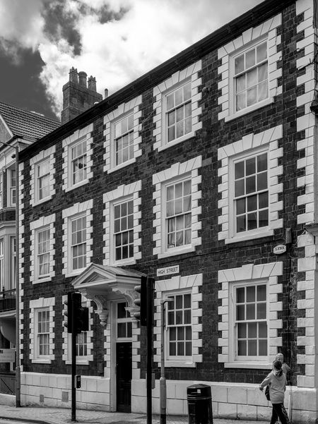 3 High Street, Wellingborough, Northamptonshire Northamptonshire Wellingborough Monochrome FUJIFILM X-T10 Black And White Architecture