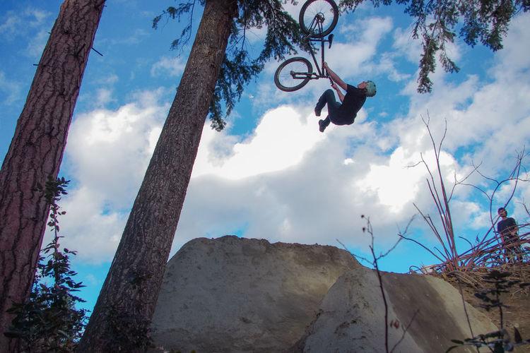 Flip-whip Air