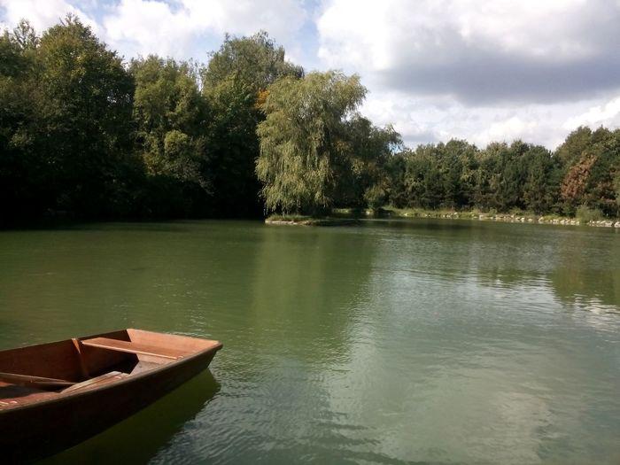 See Sea Ruhe Und Stille Anlegestelle Boot Boat Ruhe Relaxing