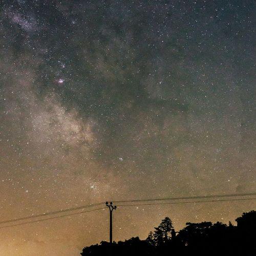 VSCO Night Sky