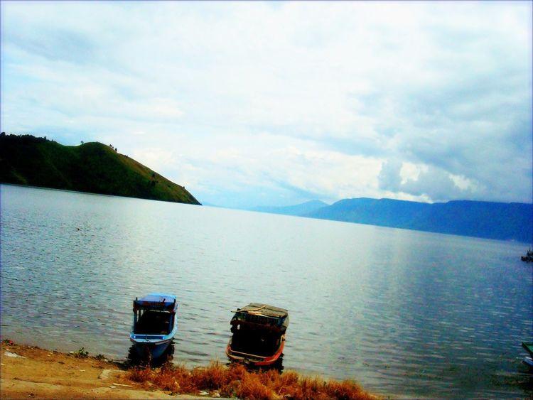 Landscape Nature Taking Photos Toba Lake love this lake