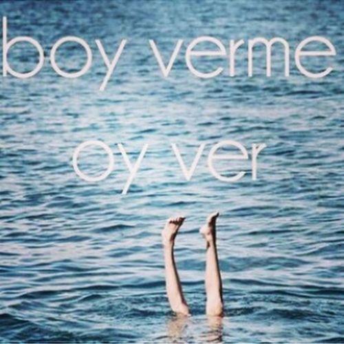 Boyvermeoyver ??✌ Boyverme Oyver