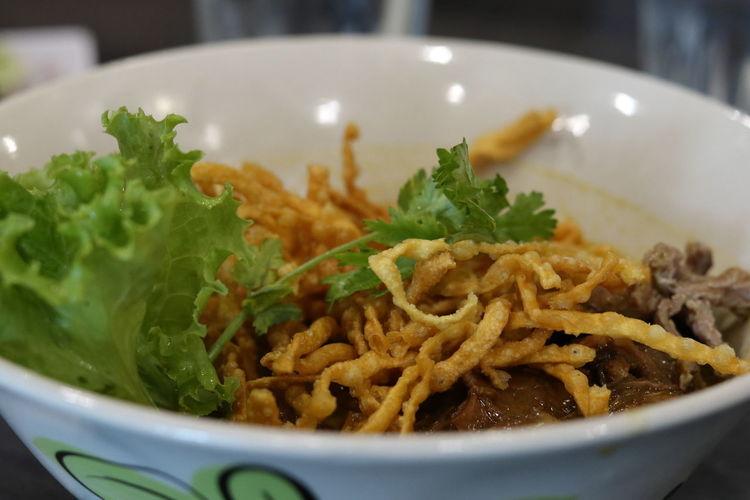 Khao Soi Beef