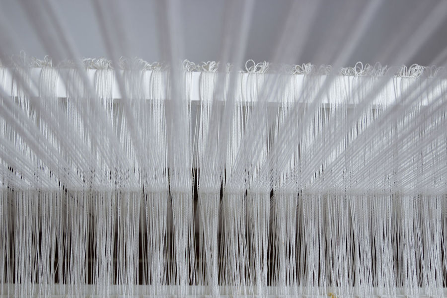Fabric Weaving Azores EyeEmNewHere Portugal São Jorge Close-up Day Fabric Lines Handmade Indoors  Loom Manufacturing Equipment No People