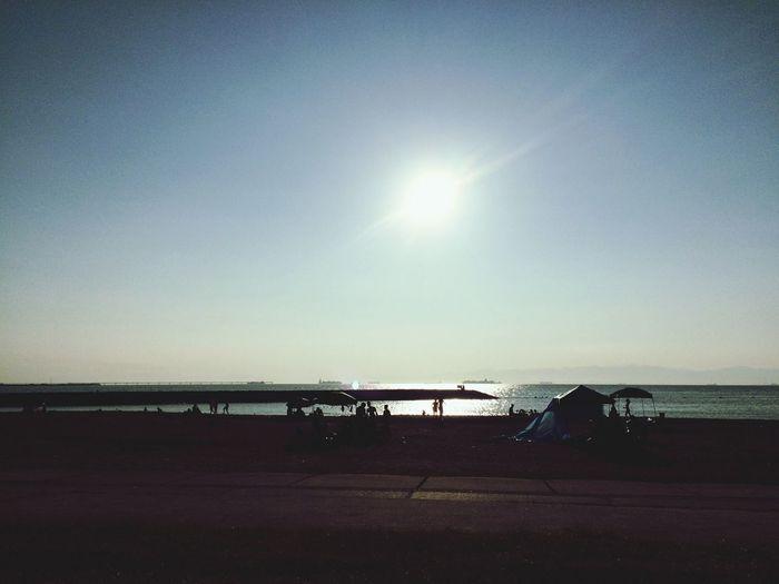Sea Sunshine Beach Summer