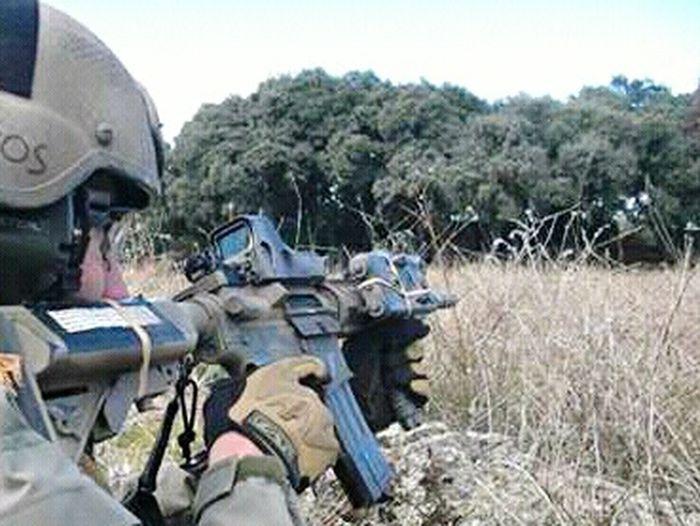 Soldado Armas Airsoft AiRSOFTGUN