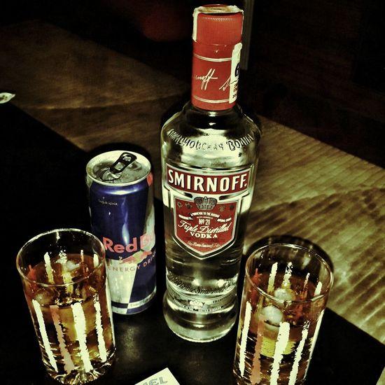 ByDemo Smirnoff♥ Drinks! Home Sweet Home