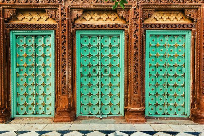 Amazing Architecture Mehrangarhfort Mehrangarh Fort. Jodhpur Rajasthan Incredible India EyeEm Best Shots - Architecture Doors Perfect Match