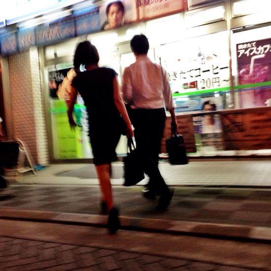 Streetphotography Snapshot People Nightphotography